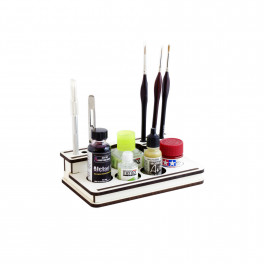 Painting Tools Stand No.1