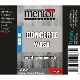 Concerte Wash