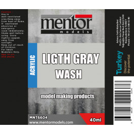 Light Grey Wash