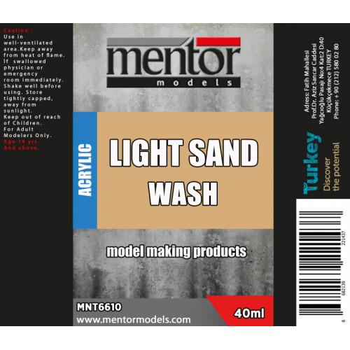 Light Sand Wash