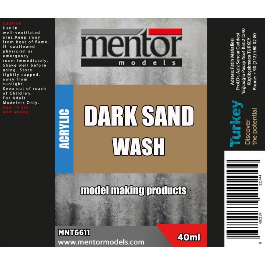 DarkSand Wash