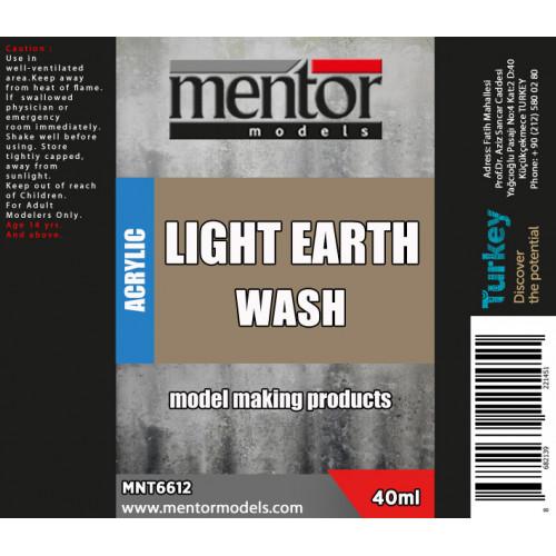 Light Earth Wash