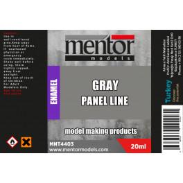 Gray Panel Line