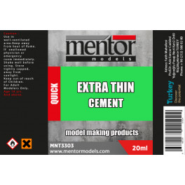 Extra Thin Cement QUICK